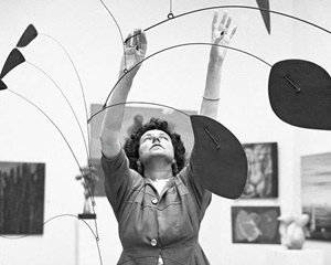 1948: the Biennial of Peggy Guggenheim